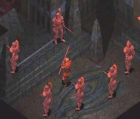 Expérience Baldur's Gate 2   La quête de l'oeil aveugle