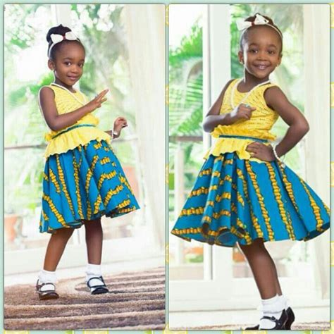 download ankara styles for children 17 best images about kid s ankara on pinterest yellow
