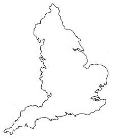 England Map Blank by England Map Outline Blank Viewing Gallery