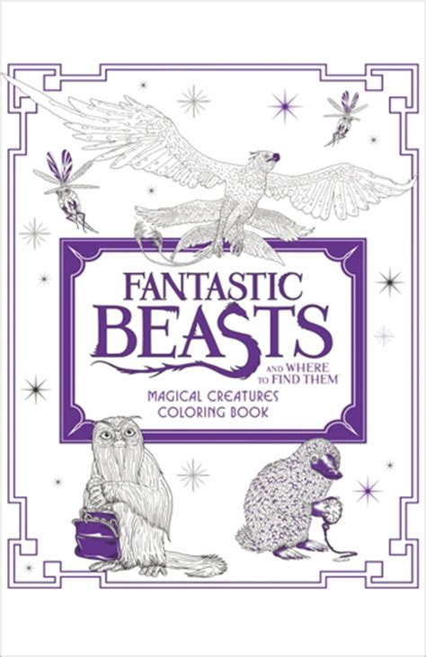 harry potter coloring book whsmith magical gifts for harry potter fans whsmith