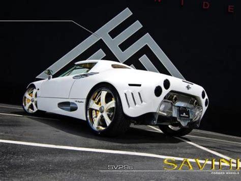 Akon Lamborghini Gallardo Akon S Spectacular Spyker C8 Supercar Imagine Lifestyles