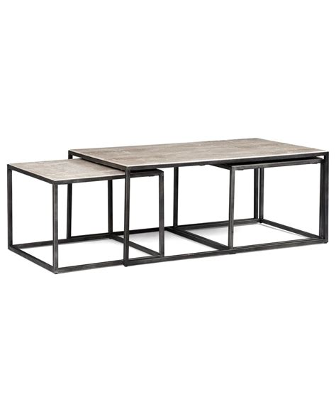 Monterey Coffee Table Monterey Coffee Table Rectangular Nesting Shops Furniture And Products