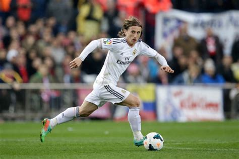 Bench For Window Luka Modric The Midfield Magician Of Real Madrid