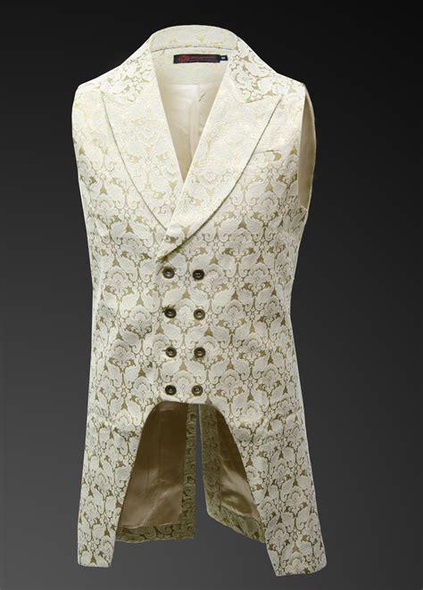 pattern waistcoat steunk pattern long waistcoat