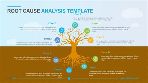 tree diagrams powerpoint templates powerslides