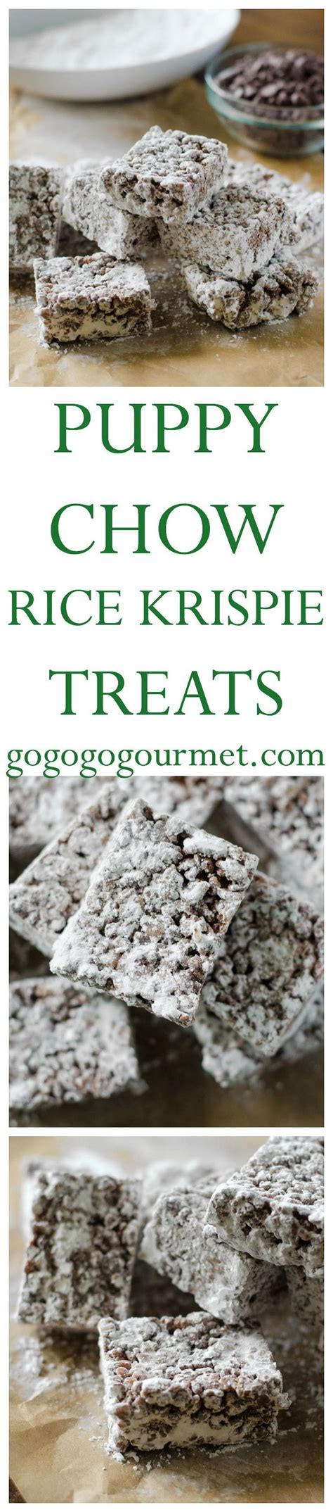 puppy chow cookies 17 best ideas about rice krispies treats on