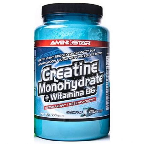 7nutrition creatine monohydrate opinie aminostar creatine monohydrate 500g