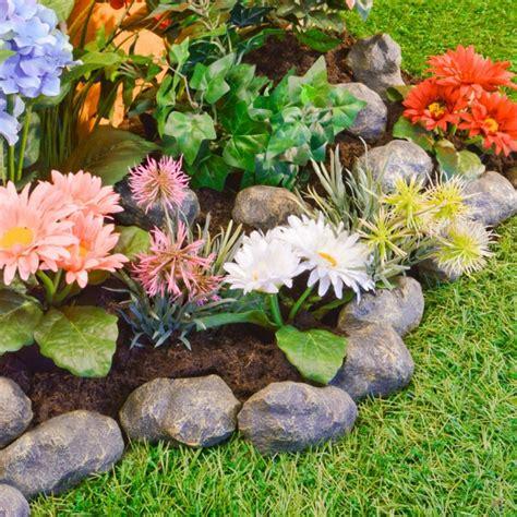 Garten Und Blumen by Dekosteine Garten Lassen Den Garten Nat 252 Rlicher Vorkommen