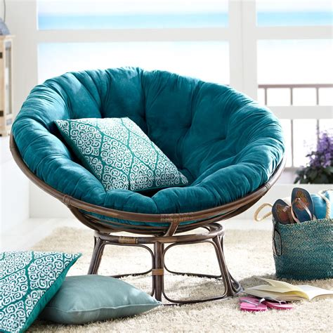 double papasan cushion pier  home design ideas