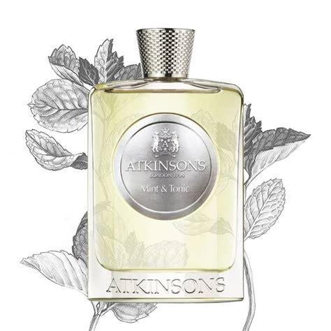 Parfume Mens Collection Citrus Tonic Dan Wood Eau De Toilette mint tonic atkinsons perfume a new fragrance for and 2018
