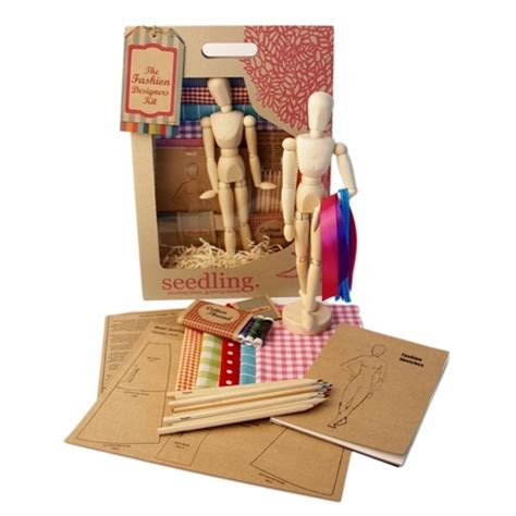 fashion design kit the fashion designers kit seedling