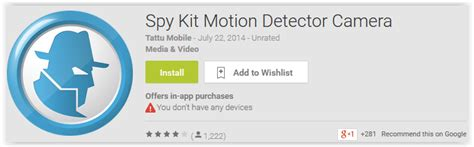 motion app top 7 motion detector apps for android to prevent you