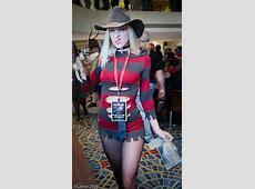 DragonCon 2008 Day3-107 | Freddy Krueger Cosplay | Cosplay ... Halloween Makeup Batgirl