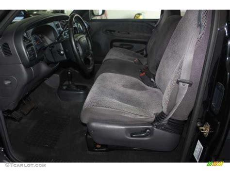 agate interior 2001 dodge ram 1500 slt club cab 4x4 photo