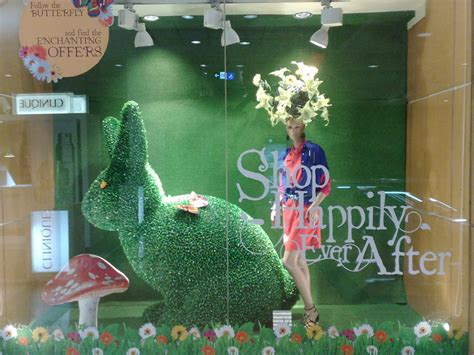 interesting outdoor decor pop up window display 100 creative easter window display ideas zen merchandiser