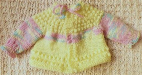 5 hour baby sweater knitting pattern free 5 hour baby sweater