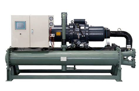 china customized screw water chiller manufacturers