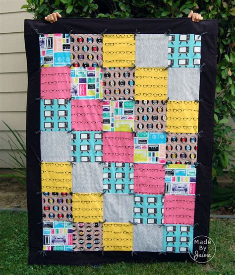 quilt pattern for beginners beginner s quilt by jaime j craftsy