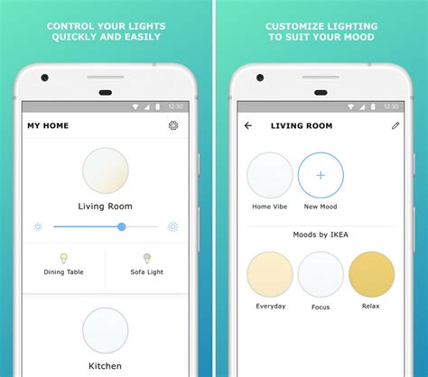 app controlled light switch tradfri ikea launches a collection of smart home lights