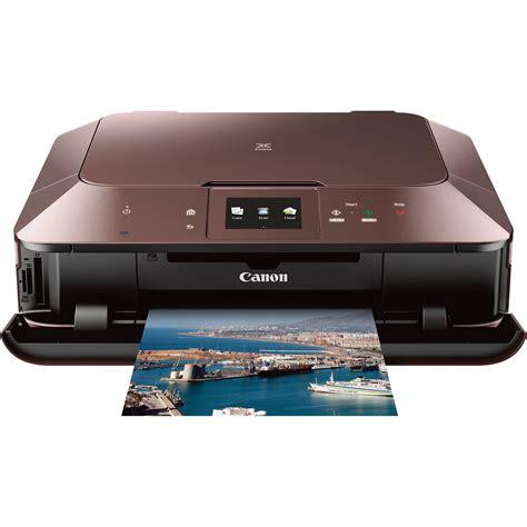 Printer Canon Wireles canon pixma mg7120 wireless color all in one inkjet 8335b027 b h