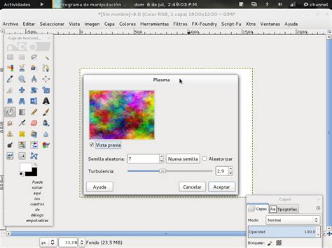 gimp tutorial abstract tutoriales gimp paint abstract with gimp