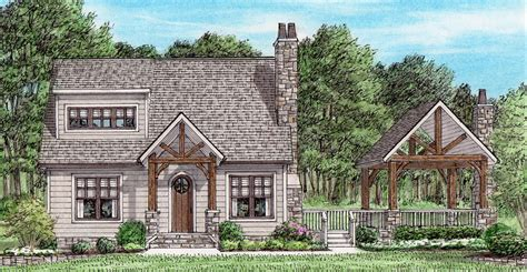 house plans with outdoor living space craftsman house plan with outdoor living space 94047ch