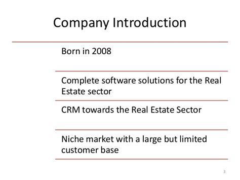 Real Estate Mba Internships by Internship Presentation Vitruvian Technologies