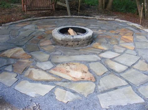 flagstone patio with firepit flagstone patio with firepit flagstone patio pit patio