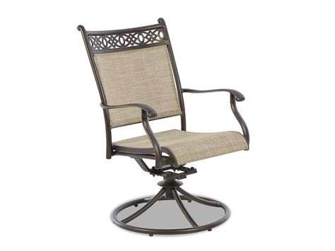 Patio Furniture With Swivel Chairs Patio Swivel Chairs Darcylea Design
