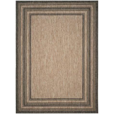 12 x 12 outdoor rug safavieh courtyard black 9 ft x 12 ft indoor