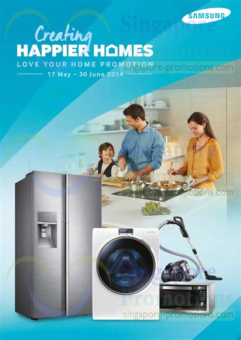 samsung promotions samsung may june promotion 187 samsung washers fridges home appliances offers 17 may 30 jun