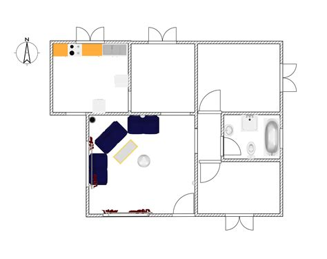 free 3d house plans two bed room 3d house plan with elevation free download