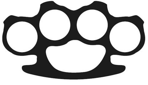 brass knuckle silhouette by antony farrin deboos 1180287