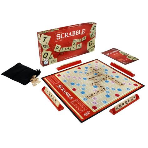 scrabble word hasbro hasbro scrabble crossword toys family