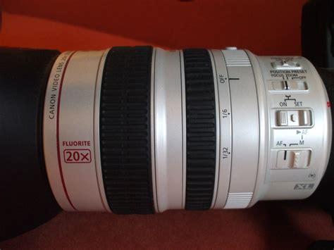 Kamera Canon Xl2 canon xl2 videokamery cz