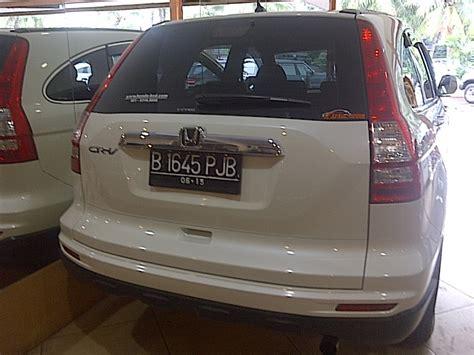 Tv Mobil Untuk Crv mobil bekas honda new crv 2 4 10 at