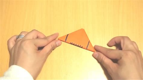 How Do I Make A Paper Football - how to make a paper football 13 steps with pictures