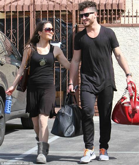 val danica dating the gallery for gt danica mckellar and val chmerkovskiy