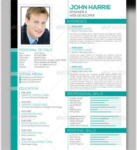Professional Business Resume Template by Professional Resume Template 60 Free Sles Exles