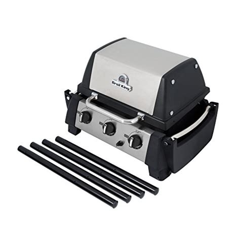 Portable Gas Grill Cing by Broil King Porta Chef 320 Portable Propane Gas Grill