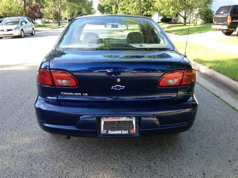 2001 Cavalier 4 Door by Buy Used 2001 Chevrolet Cavalier Ls Sedan 4 Door 2 2l No