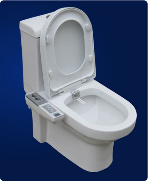 Toilette Bidet Kombination by Toilet Bidet Combo Ooooh Look Two Toilets For Me To Use