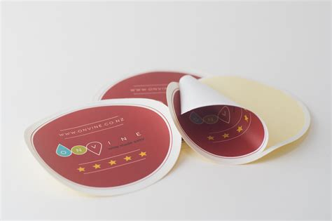printable clear sticker paper nz k2 print printing business cards plastic cards