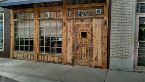 Barn Door Front Door Reclaimed Barn Door Design Ideas From Projects In Nyc New Jersey Connecticut Rustic Front