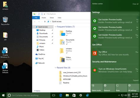 Enable colored taskbar but keep title bars white in Windows 10