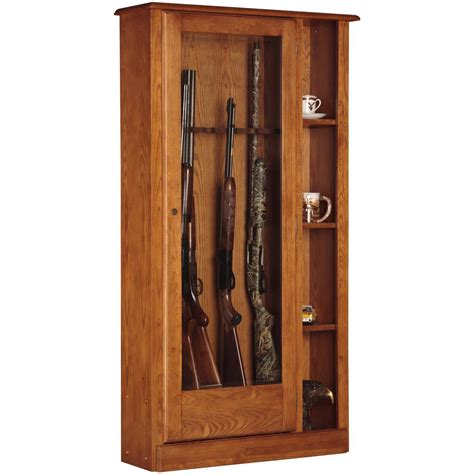 gun cabinets for sale cheap american furniture classics 174 10 gun curio cabinet 191223