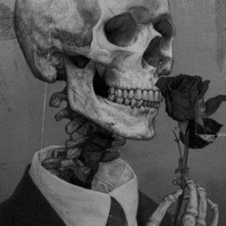 skeleton art skeleton art skull art flower skull