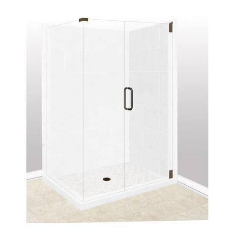 american bath factory shower reviews shop american bath factory monterey light sistine wall composite floor rectangle 10