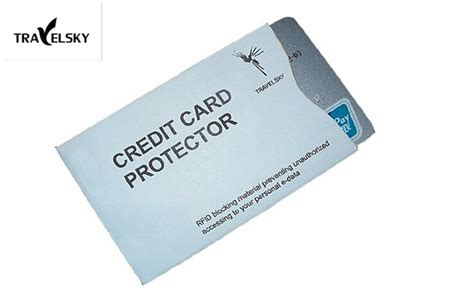 How To Make A Paper Credit Card - rfid blocking paper card cover wholesale 5pcs lot smart