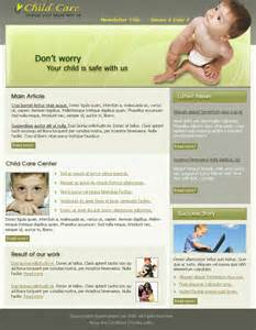 Childcare Newsletter Templates by Donwload Childcare Newsletter Templates